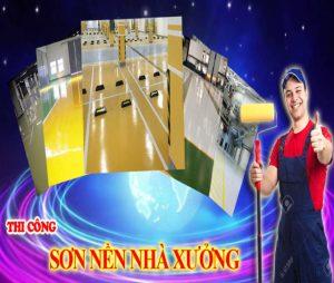 Son Nen Nha Xuong Thai Nguyen (2)