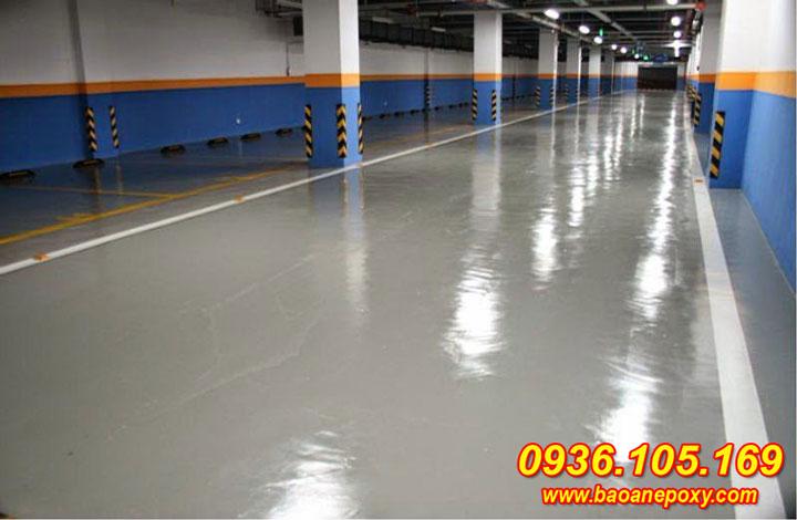 Sơn nền , sơn sàn nhà xưởng uy tín chất lượng
